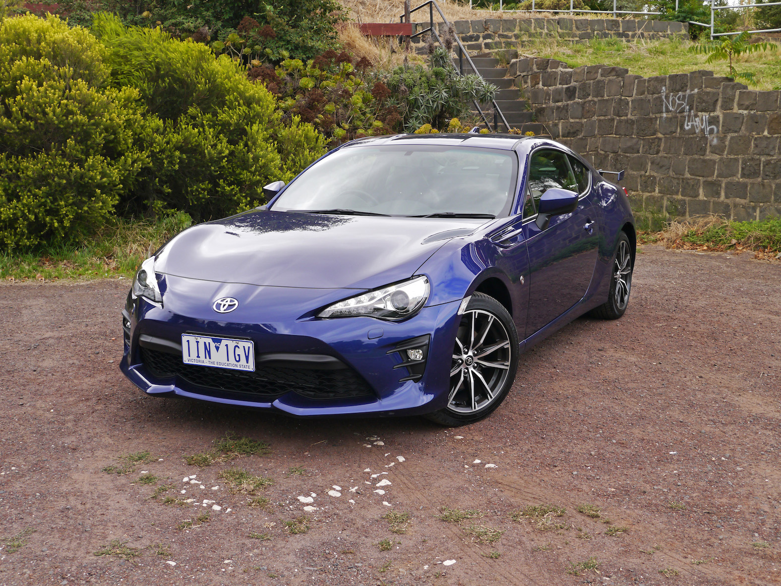 2017 Toyota 86 GTS Automatic | Toyota Takes A Gentle Approach To Improving Its Sports Star