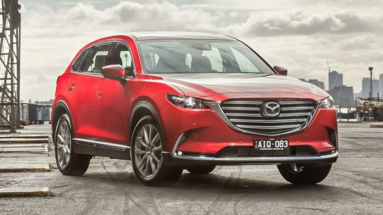 Mazda's new CX-9 features its first turbocharged petrol engine - it could also be Mazda's last.