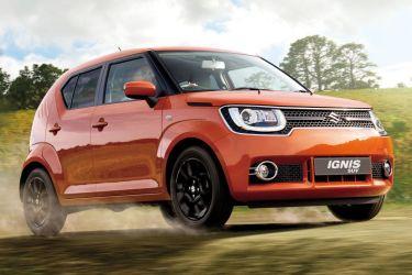 2017 Suzuki Ignis new car review