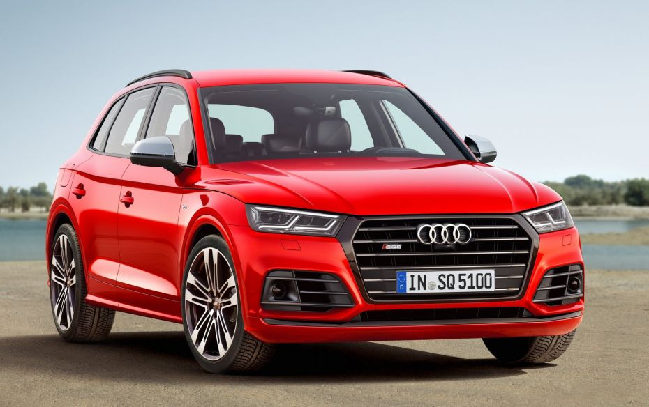 2018 Audi SQ5 3.0 TFSI Adds Pace To Practicality In Detroit