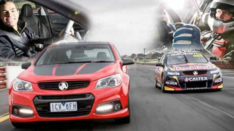 Racing craig lowndes