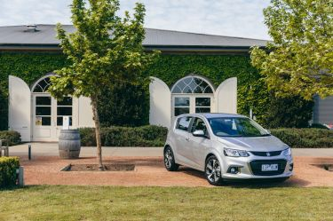 2017 Holden Barina prices revealed