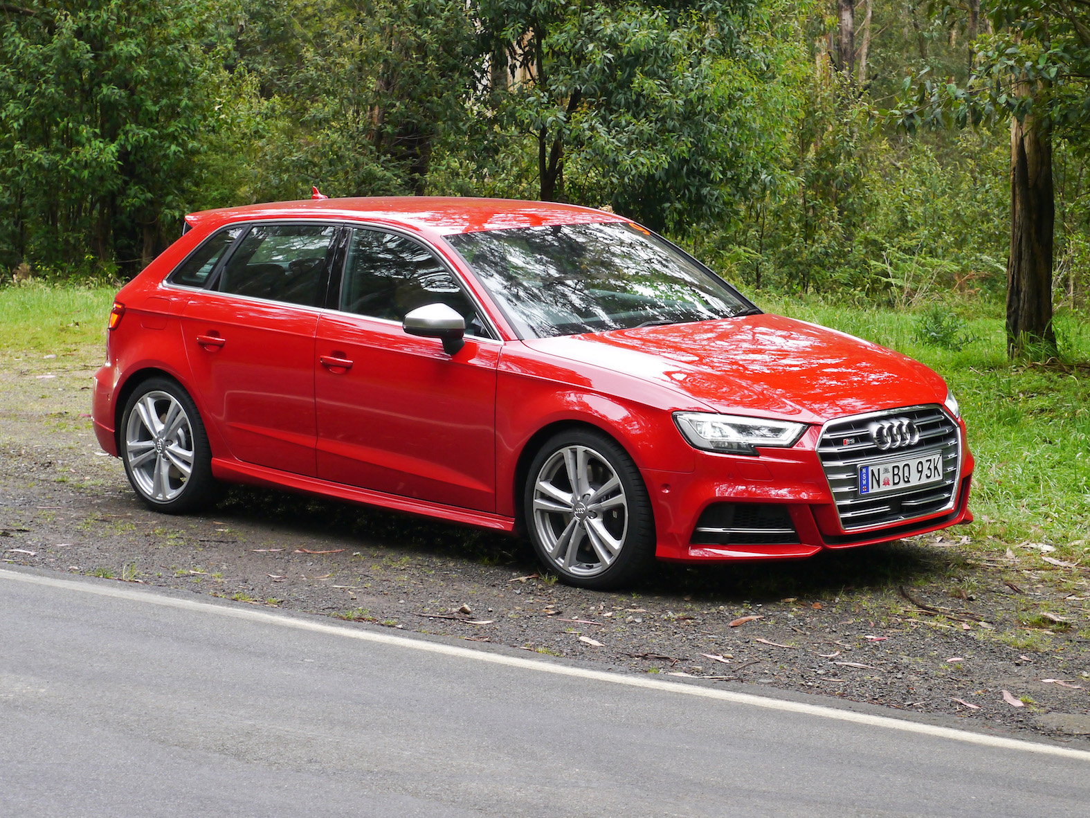 2017 Audi A3 and S3 Review | Keeping Audi's Premium Compact Fresh