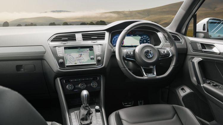 2017 Volkswagen Tiguan 162TSI R-Line.