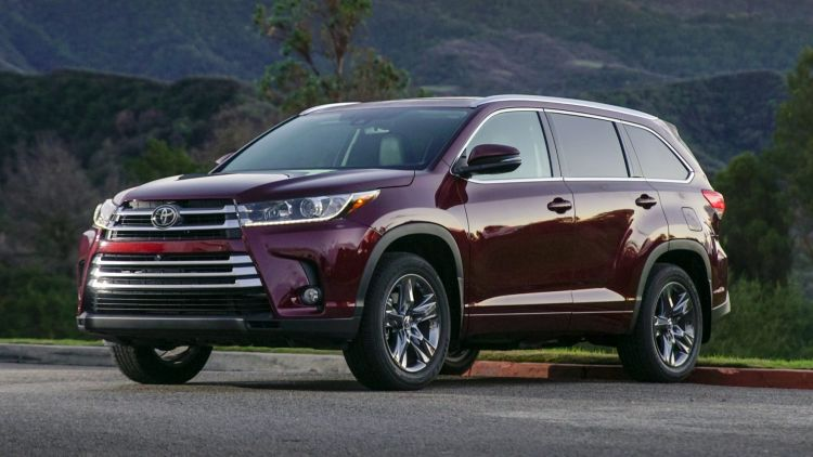 2017 Toyota Kluger will do away with stop-start tech.