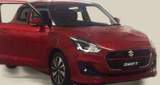 All-New Suzuki Swift Leaked...Again!