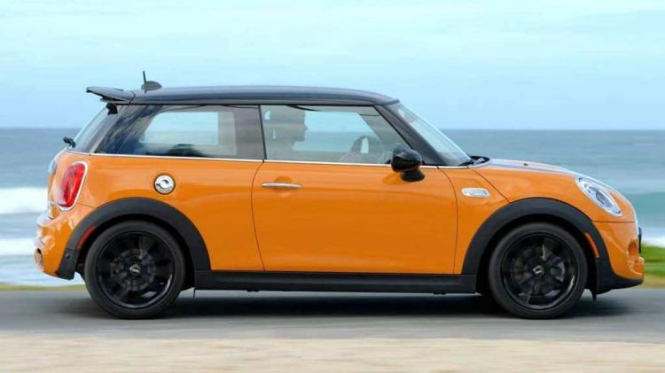 Mini Cooper S.