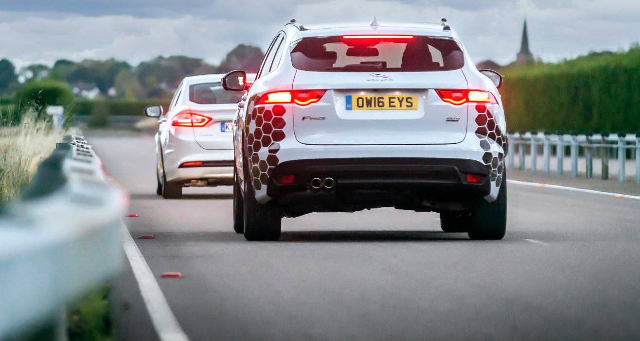 JLR Teams Up With Ford And Tata To Test Connected Vehicle Technology