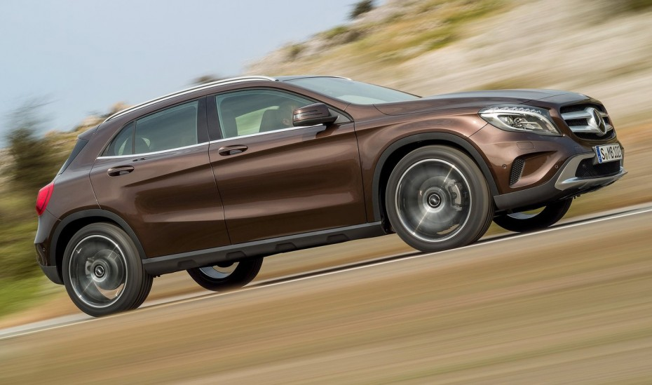 Alpine All-New SUV Could Share Underpinnings With Mercedes-Benz GLA