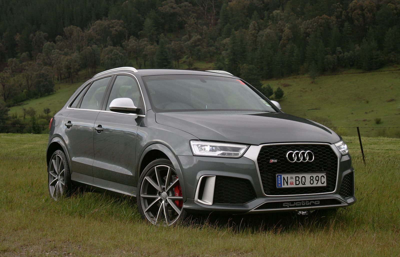 2017 Audi RS Q3 Performance REVIEW – More punch, more pace, more money