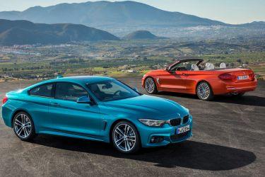 2017 BMW 4-Series.
