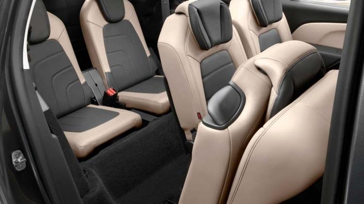 Citroen's new seven-seater C4 Picasso.