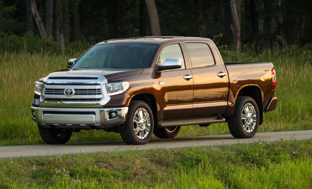Toyota Tundra By Performax Recalled For Steering Solution