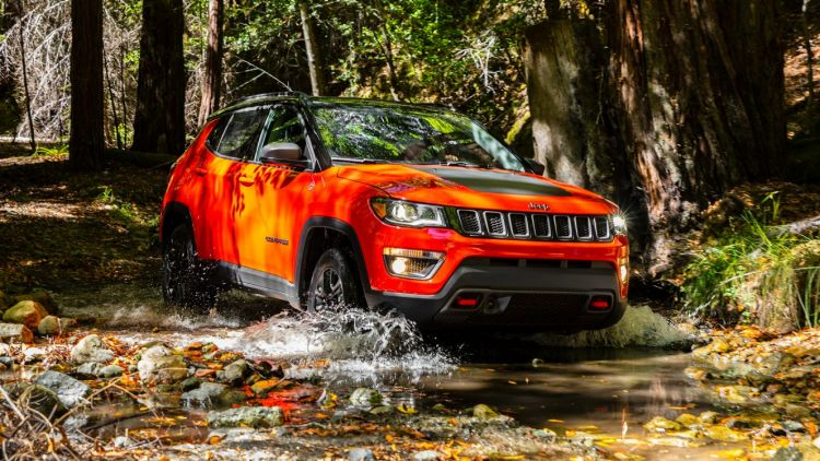 New Jeep Compass revealed