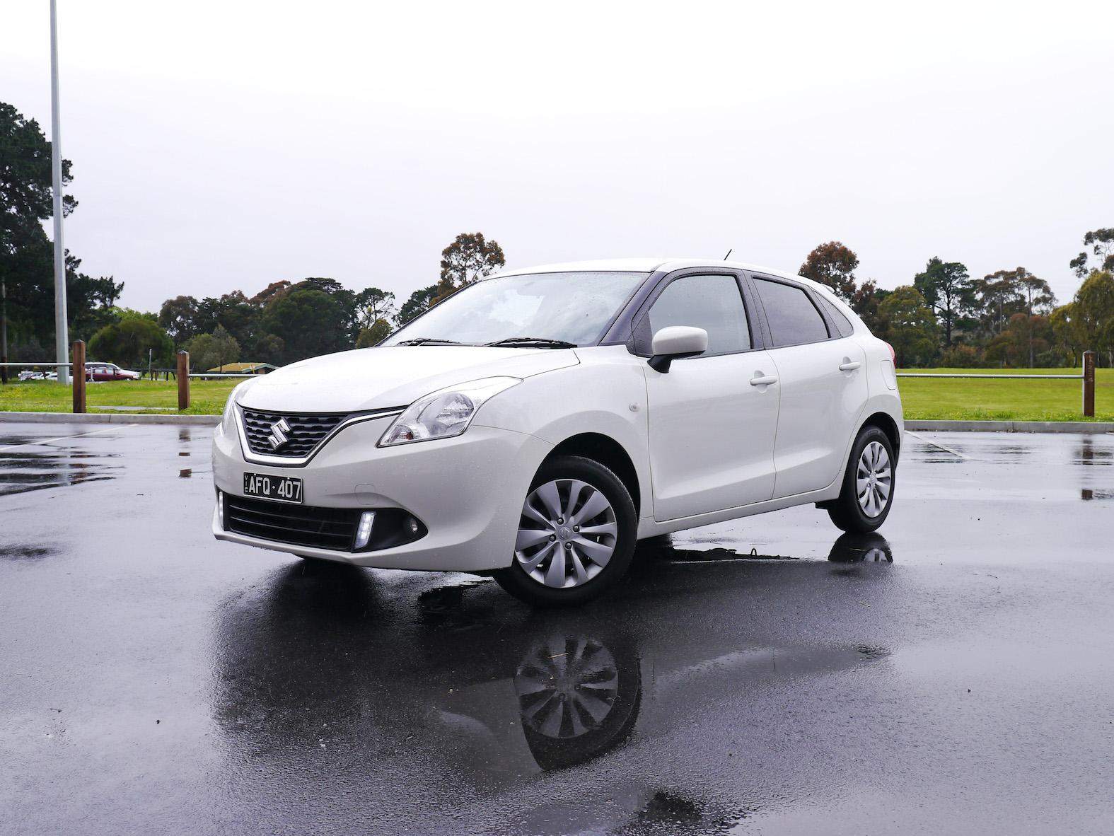 2016 Suzuki Baleno GL Auto REVIEW, Price, Features | Suzuki Pumps Up The Small Car Value