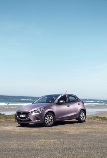 In the spotlight: Mazda2 Maxx