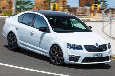 2016 Skoda Octavia RS230 first drive review
