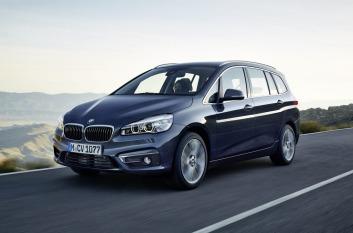 BMW 2-Series Family Tourer
