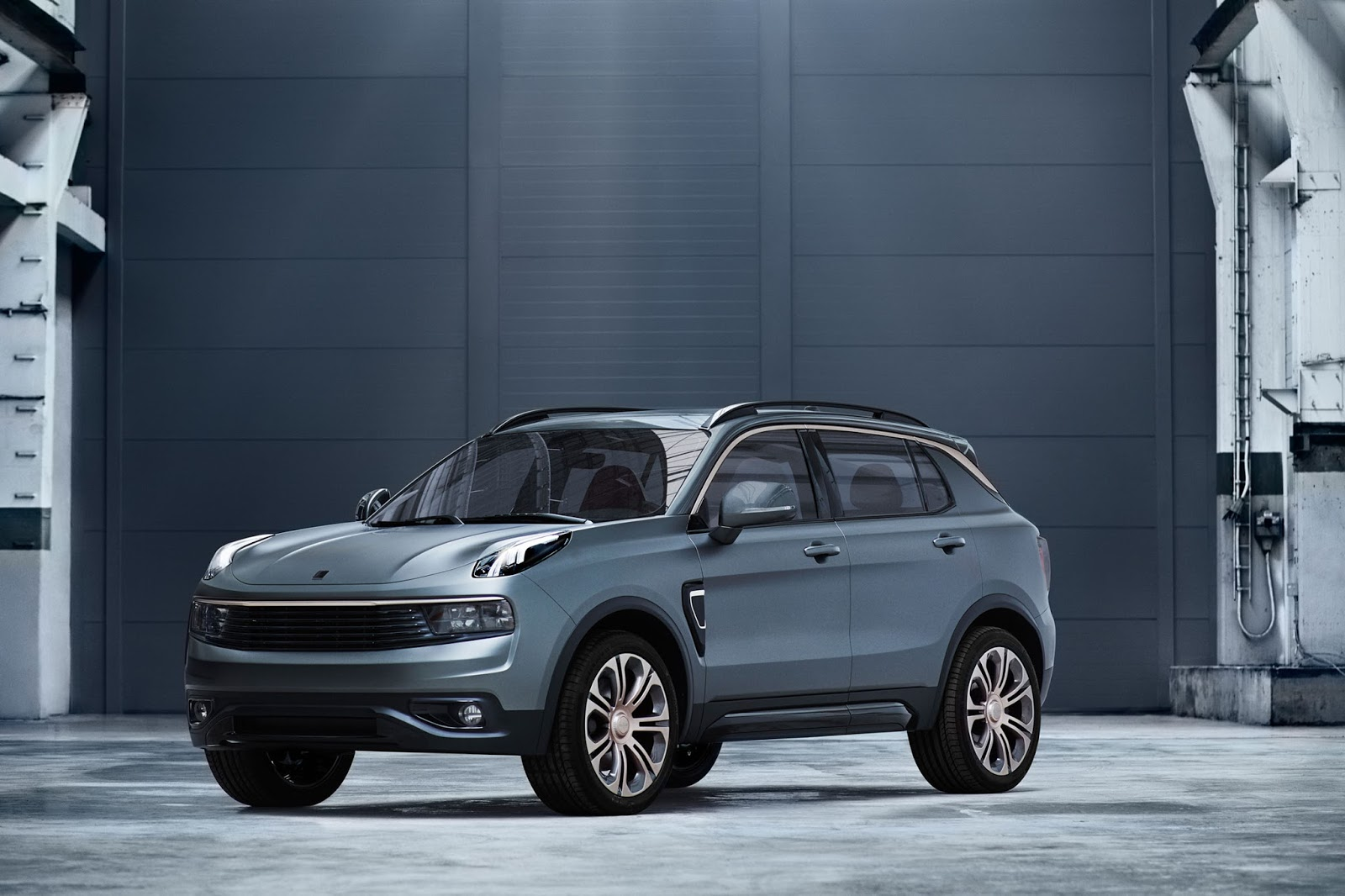 Lynk & Co Introduces Shareable, Connected, Hybrid SUV