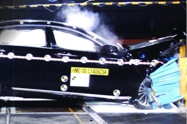 Hyundai Genesis: the safest car in Australia