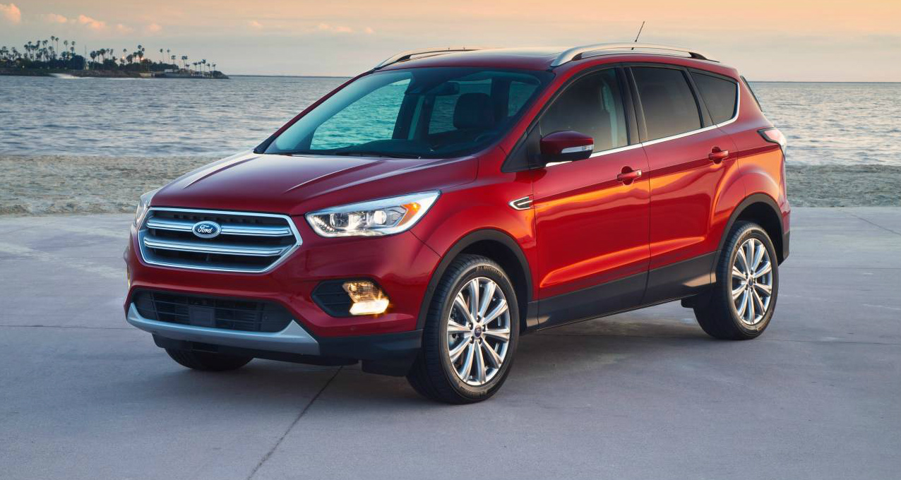 Ford Escape Returns To Replace Ford Kuga From 2017