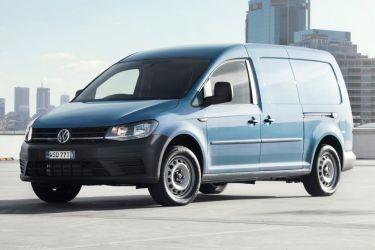 Volkswagen makes Caddy safer
