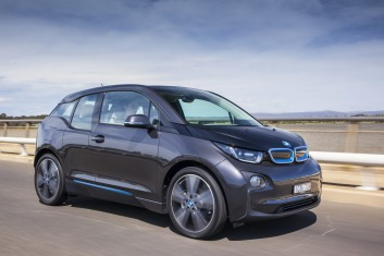 The i3 looks like no other compact car.