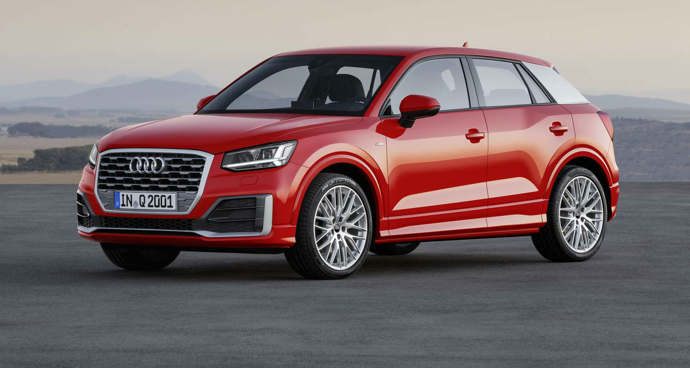 Audi Q2 Racks Up 2500 Prospects And Counting Ahead Of 2017 Launch