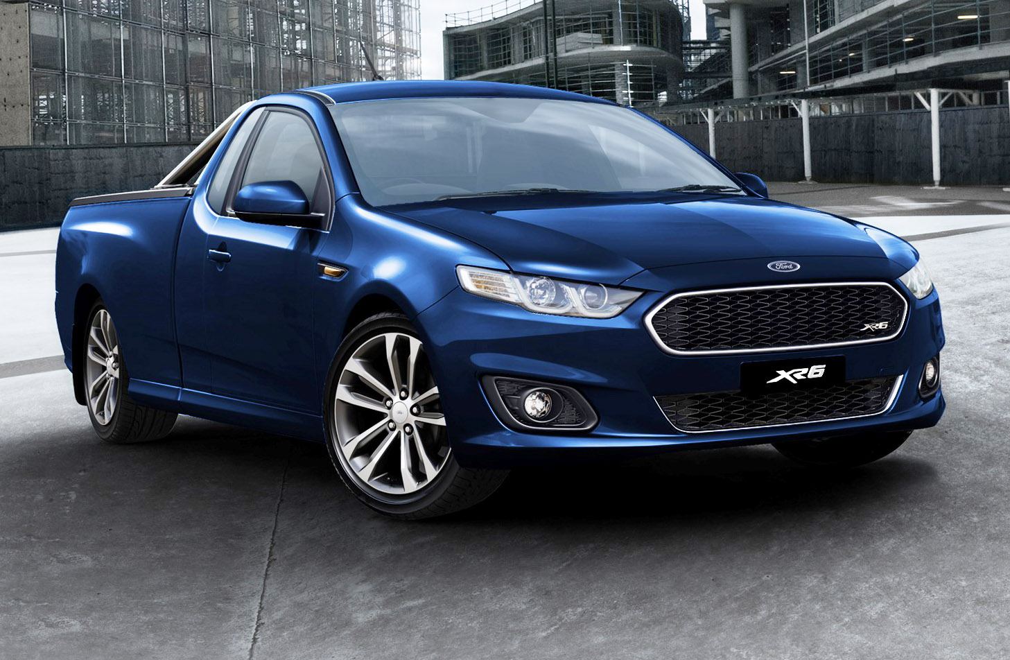 Ford Falcon Ute Recalled For Axle Weld Weakness