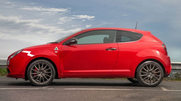 The Alfa Romeo MiTo QV takes on an already crowded market of quality light hot hatches.