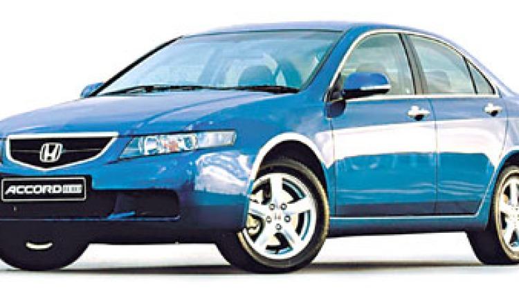Honda Accord Euro 2003