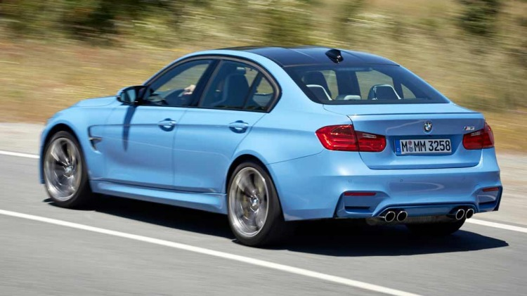 BMW's ballistic M3 sedan is back with a new edition that is sure to impress performance car fans.