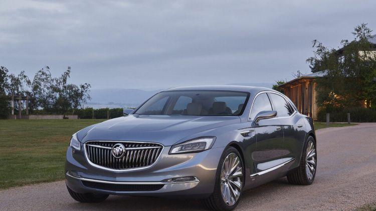 Buick concept reveals Holden's future
