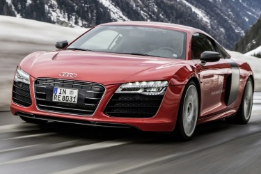 Electric Audi R8 confirmed