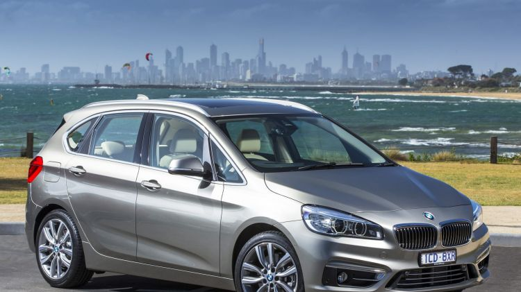 BMW 225i Active Tourer new car review