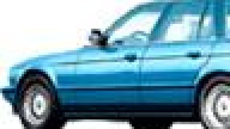 BMW E39 528i Touring