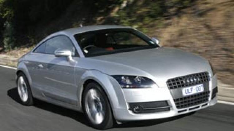 dCOTY 2006: Best Performance car over $60,000 winner, Audi TT