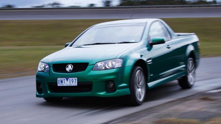 Holden SV6 Ute VE Series II