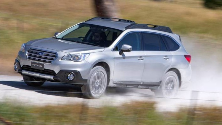 Subaru has refreshed its Outback crossover.