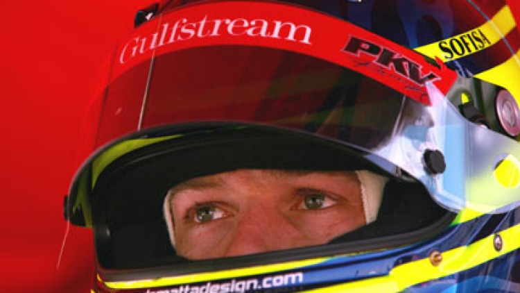 Former Formula One driver Cristiano da Matta is planning a return to racing. Picture: Getty Images