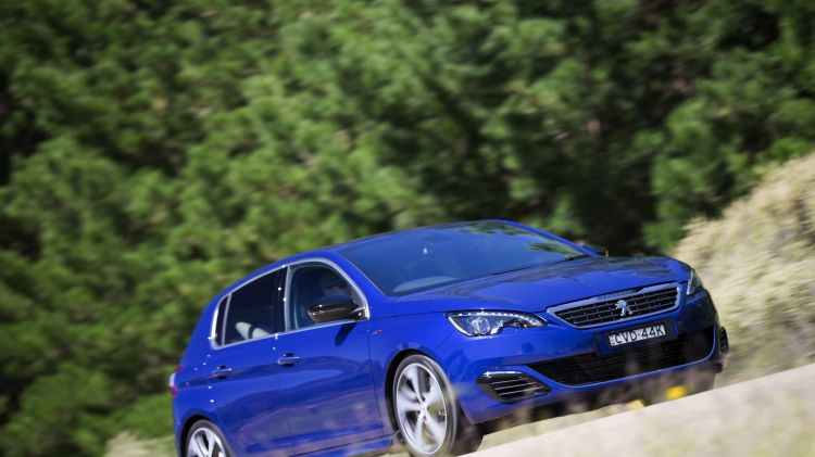 Peugeot 308 GT first drive review
