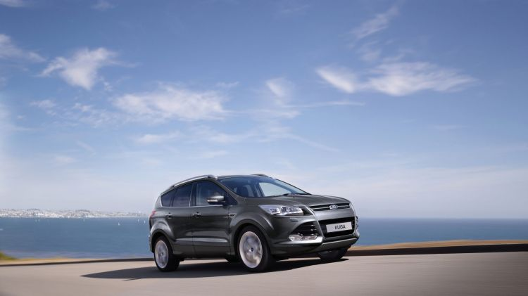 Ford Kuga Titanium new car review