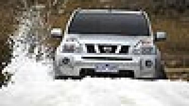 Four-wheel drives for ski season