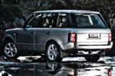 2009 Range Rover Vogue