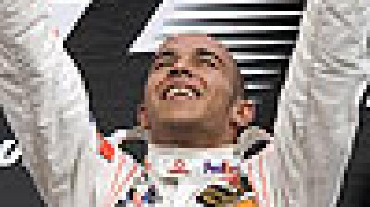 Win won't change me, says humble Hamilton
