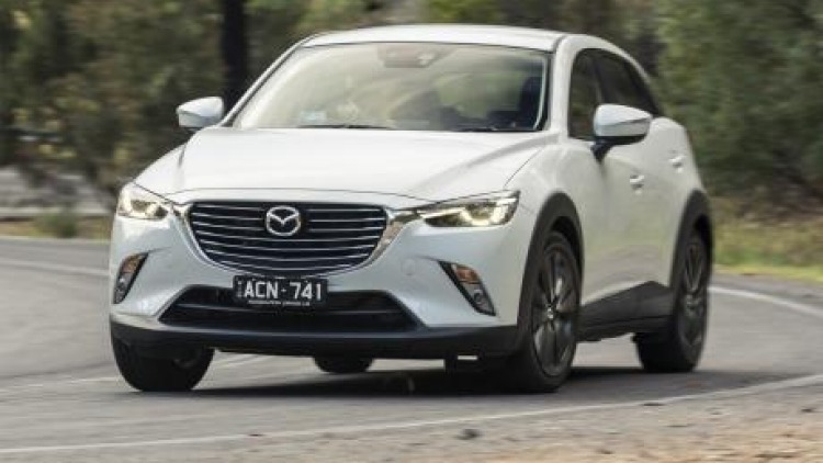 The Mazda CX-3 could become the market leader in the booming compact SUV segment.