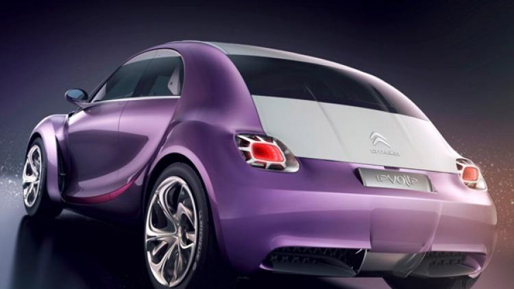 2009 Citroen Revolte electric concept car