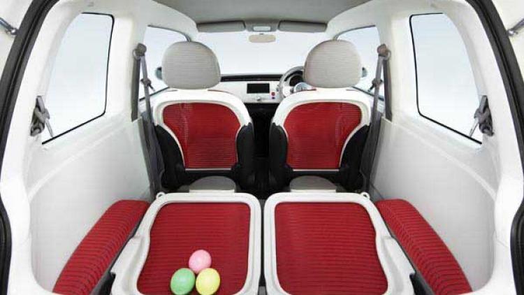 Honda EV-N Concept