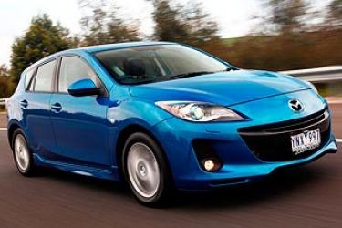 """2011 """"Skyactiv"""" Mazda3"""