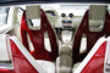 car interiors of the future